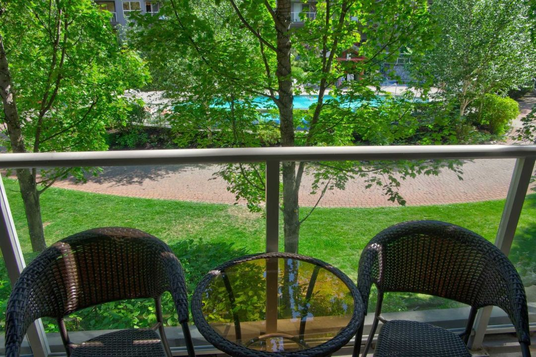 Aspens 1 Bedroom Unit 204 VIEW