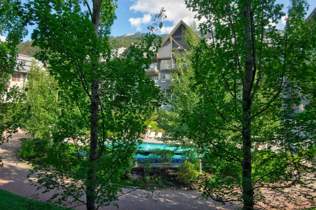 Aspens 1 Bedroom Unit 206 VIEW