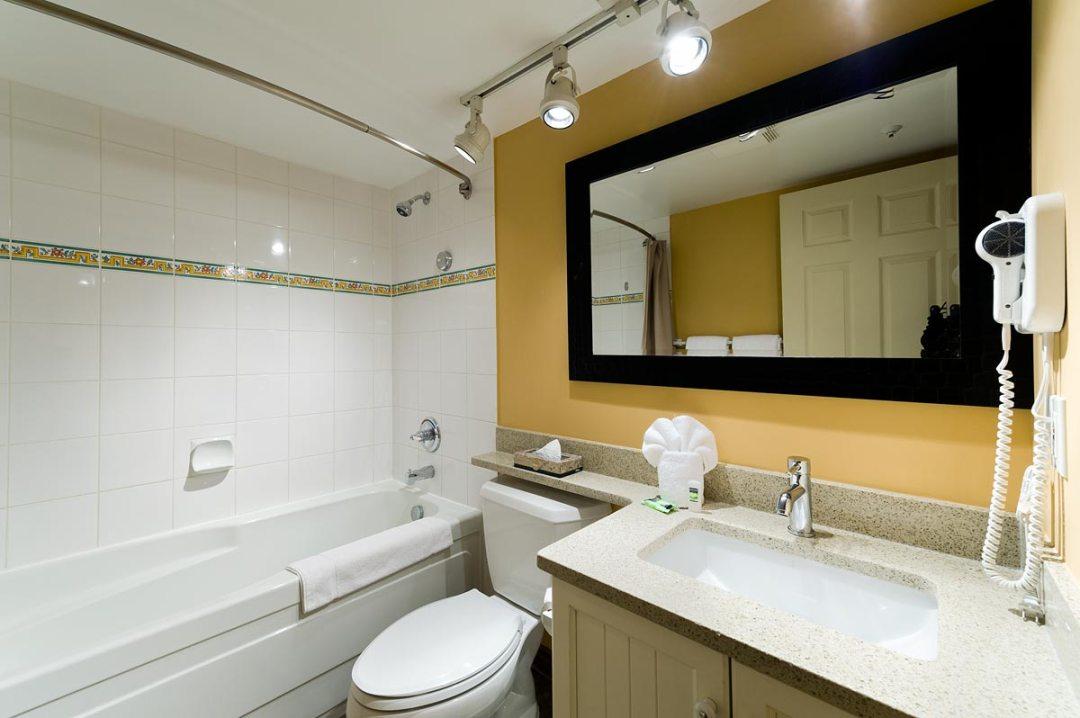 Aspens 1 Bedroom Unit #222 - BATH