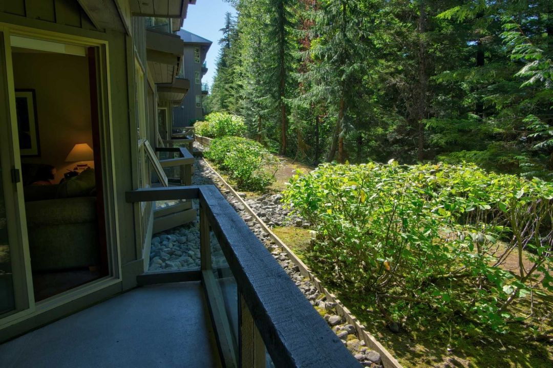 Aspens 2 Bedroom Unit 125 DECK