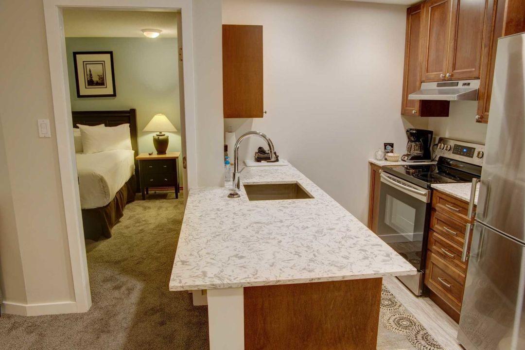 Aspens 2 Bedroom Unit 207 KIT2