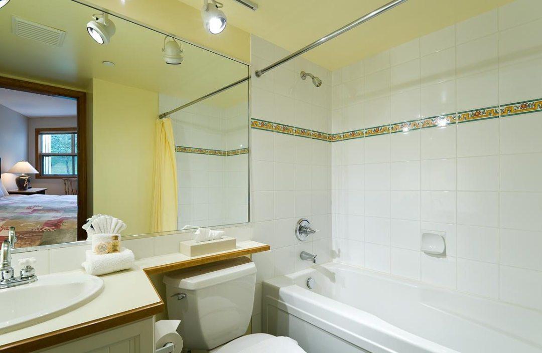 Aspens 2 Bedroom Unit 252 BATH