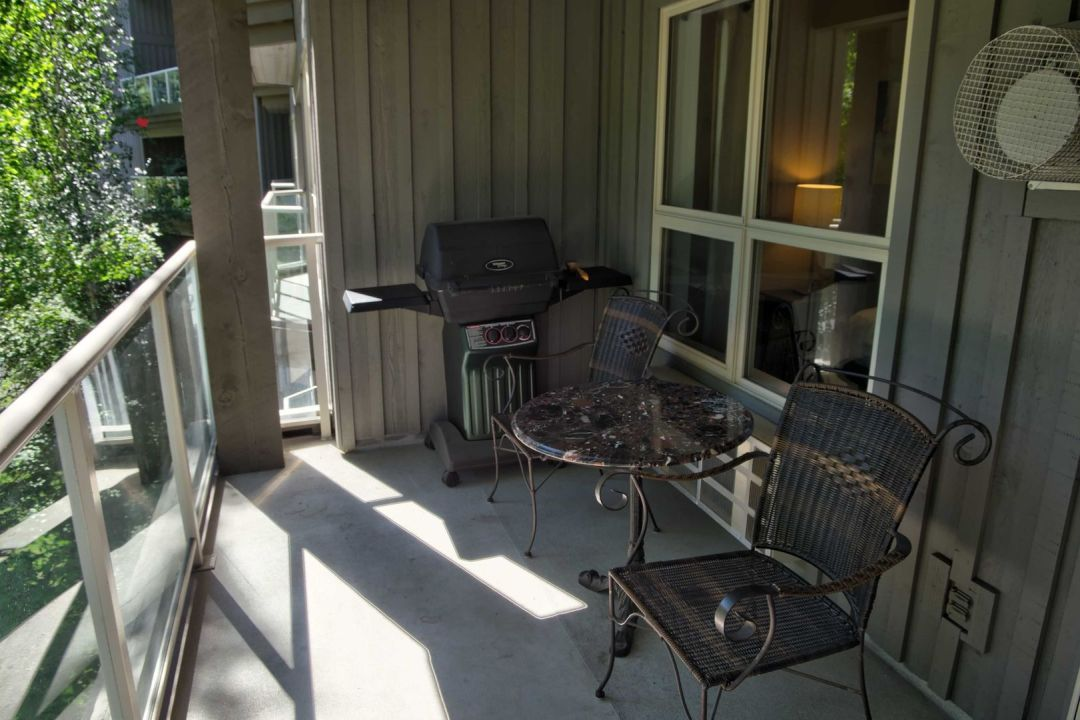 Aspens 1 Bedroom Unit 304 BBQ