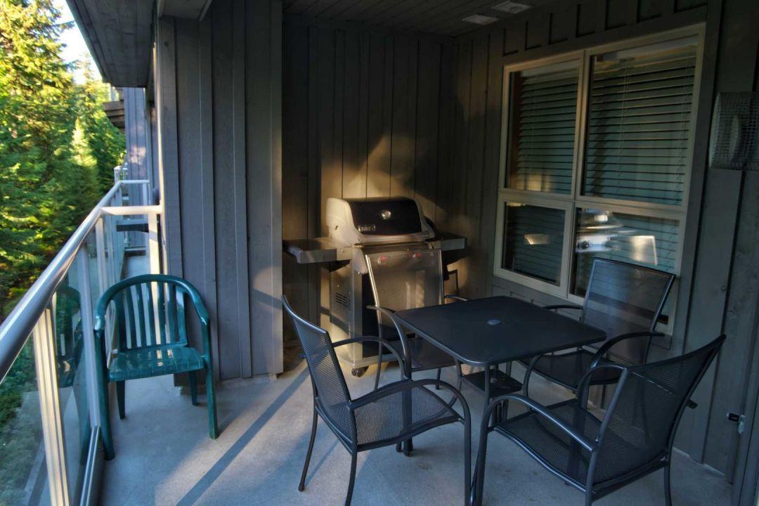 Aspens 2 Bedroom Unit 319 BBQ