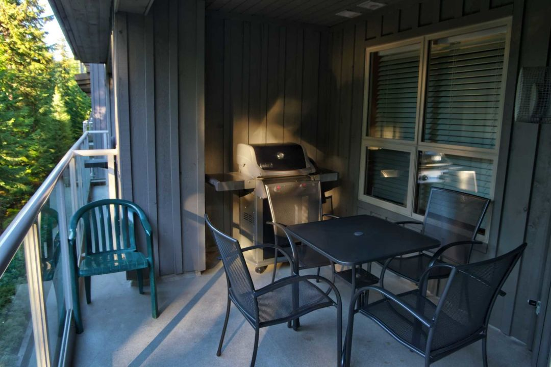 Aspens 2 Bedroom Unit 319 BBQ