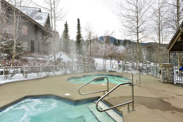 Aspens 1 Bedroom Unit 353 HT2