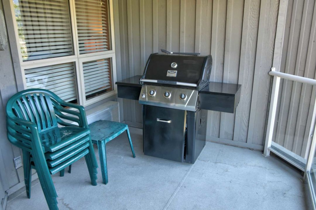 Aspens 2 Bedroom Unit 358 BBQ