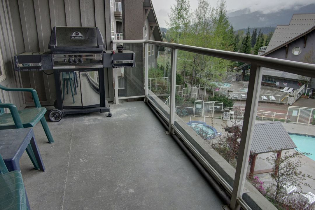 Aspens 2 Bedroom Unit 460 BBQ