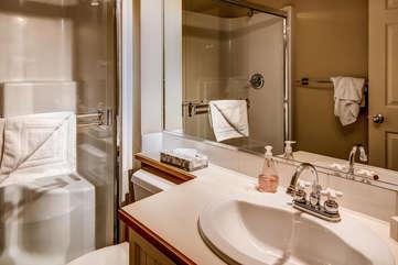 Aspens 2 Bedroom Unit 463 BATH