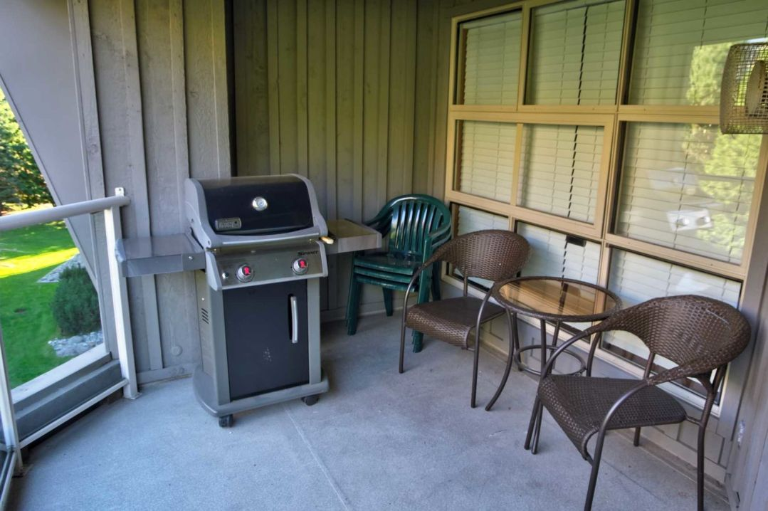 Aspens 2 Bedroom Unit 547 BBQ