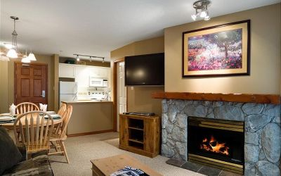 Whistler Aspens 2 Bedroom 2 Bath