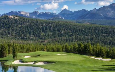 Big Sky Golf Course Pemberton