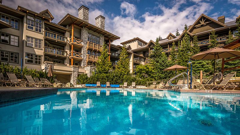 Blackcomb Spring Suites Ski In Ski Out Hotel (2)
