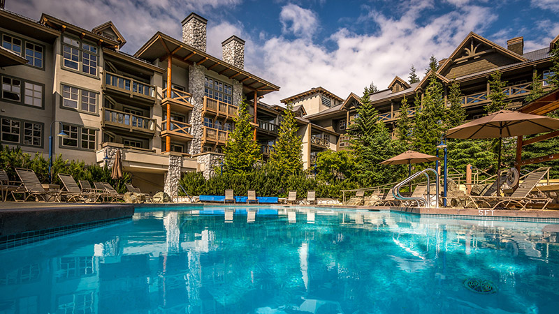 Blackcomb Spring Suites Ski In Ski Out Hotel (2)