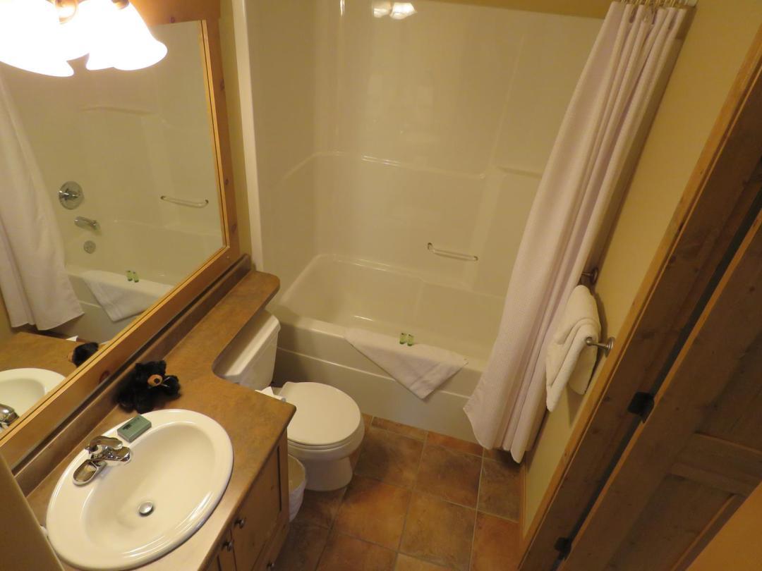 Crystal Forest 2 Bedroom Unit #63 BATH