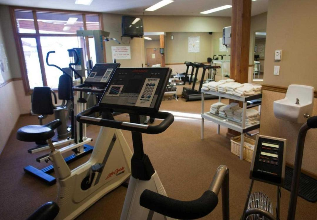 Cahilty Hotel & Suites Gym