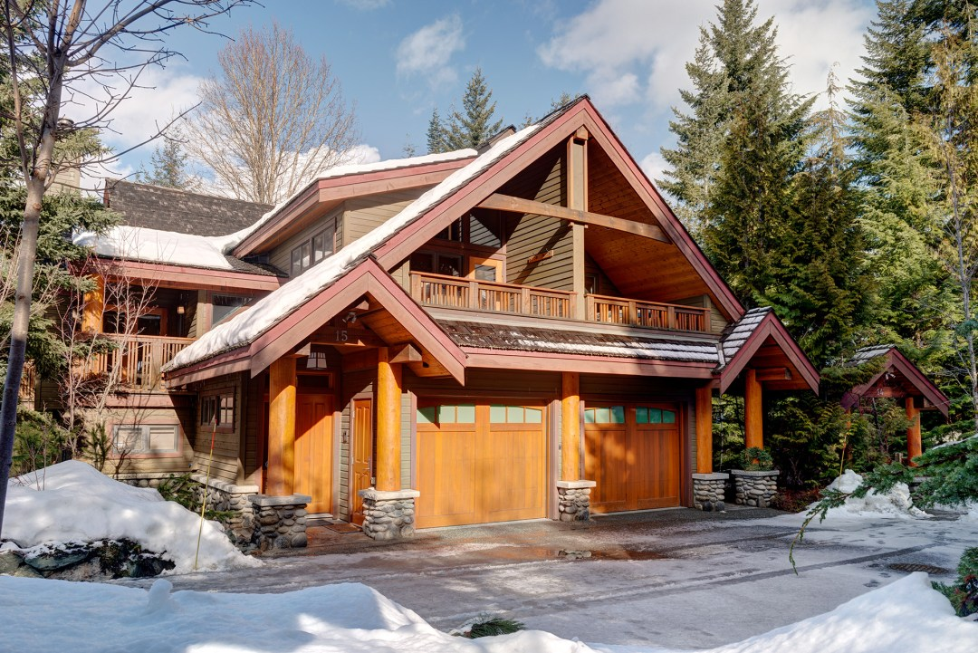 Whistler 4 Bedroom Ski In Ski Out Cedar Hollow