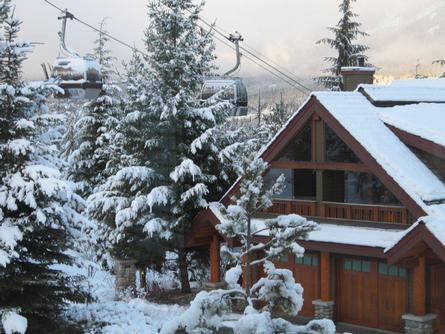 Cedar Hollow Whistler Vacation Rental