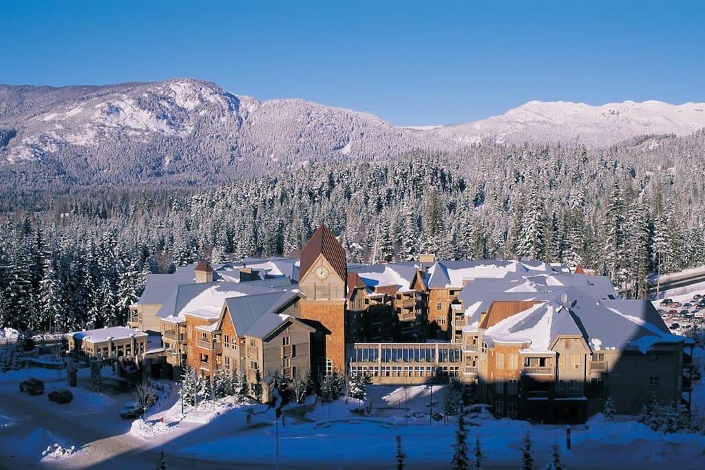 Club Intrawest Whistler Ski In Ski Out