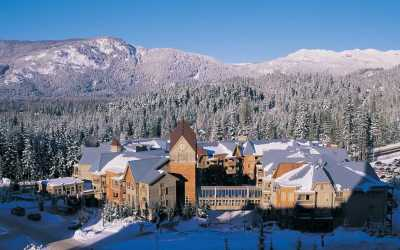 Club Intrawest Whistler 2 Bedroom Suite