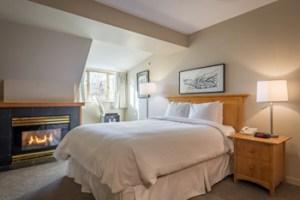 Deluxe Studio Suite Whistler Peak Lodge (1