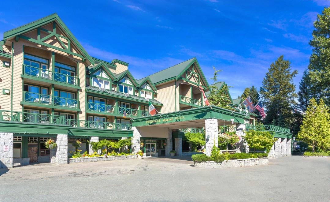 Whistler Pinnacle Hotel Whistler Village