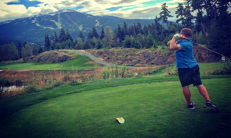 Fairmont Chateau Whistler Golf Course (14)