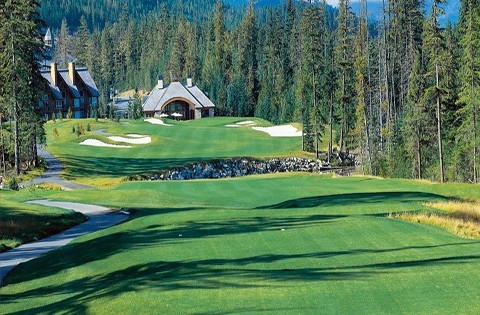 Fairmont Chateau Whistler Golf Course (7)