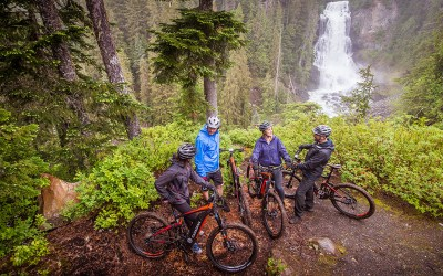Canadian E Bike Adventure – Whistler BC