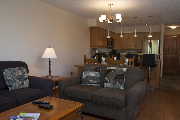 Greystone 1 Bedroom Unit #217 LR