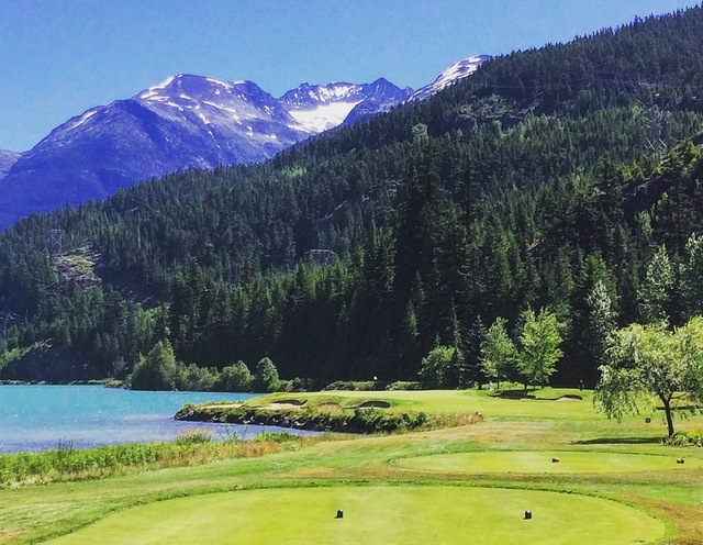 Nicklaus North Golf Course Whistler (1)