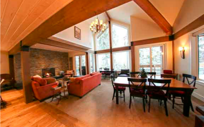 4 Bedroom Accommodation at Northern Lights Whistler