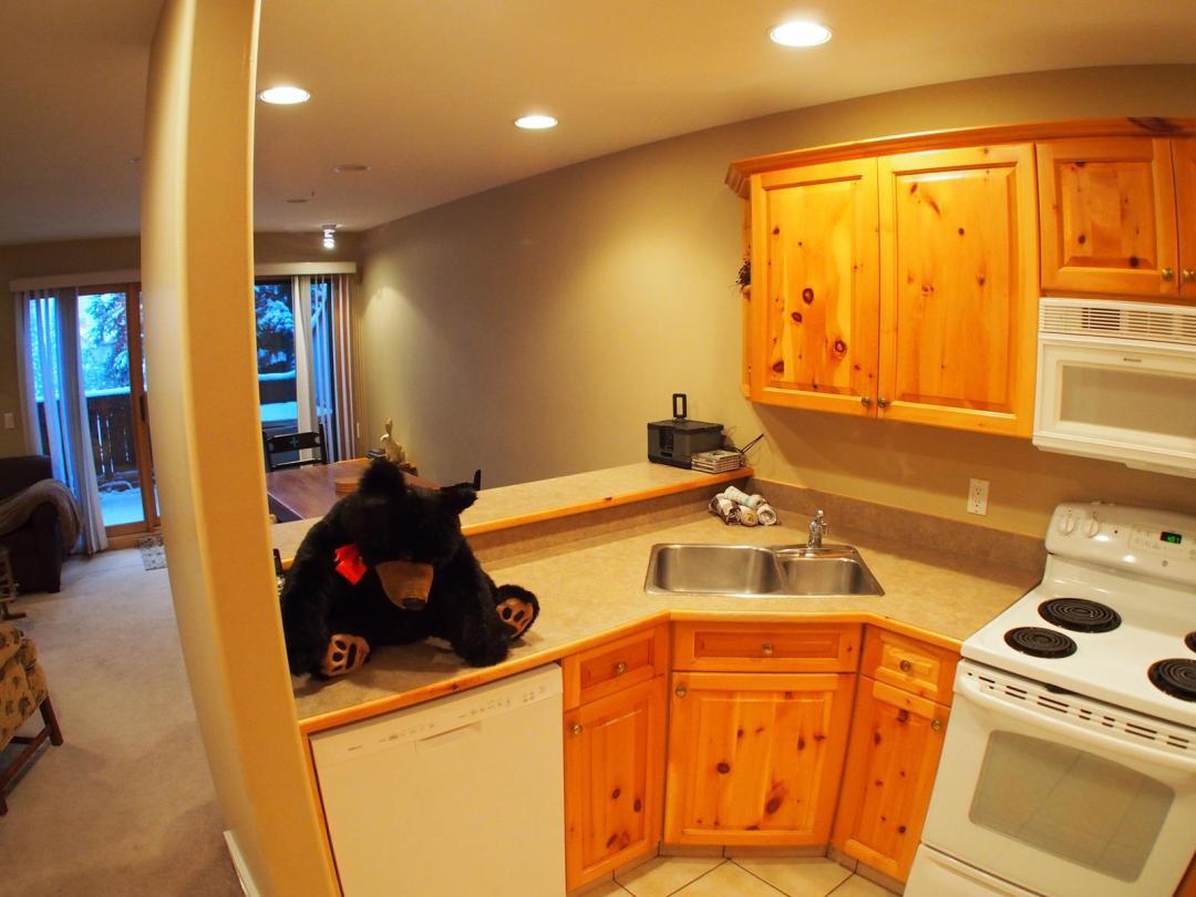 Snow Creek Village 4 Bedroom Unit #9 + Suite Kit