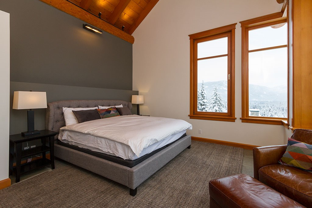 Peak Chalet Whistler Luxury Dining Bedrooms