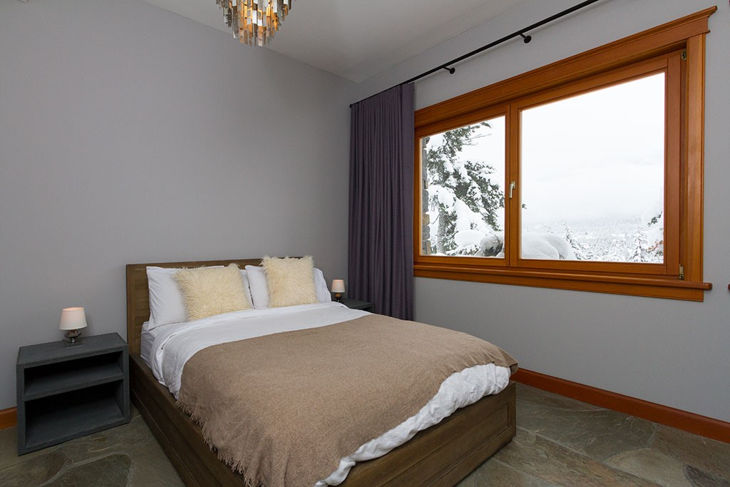 Peak Chalet Whistler Luxury Vacation Bedrooms