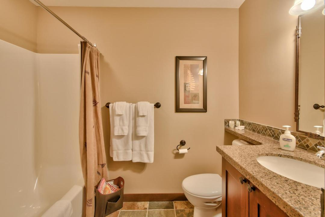 Stone's Throw 2 Bedroom Unit #17 BATH