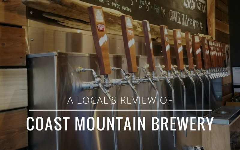 Coast Mountain Brewery: A Review