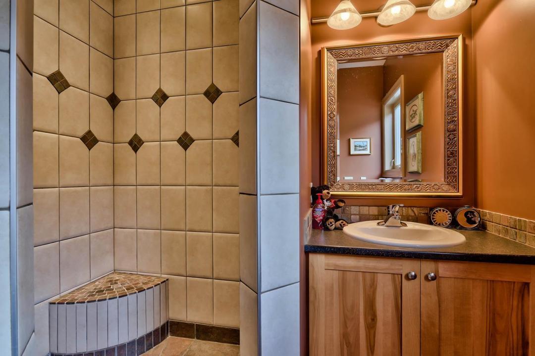 Soleil Chalet 4 Bedroom BATH