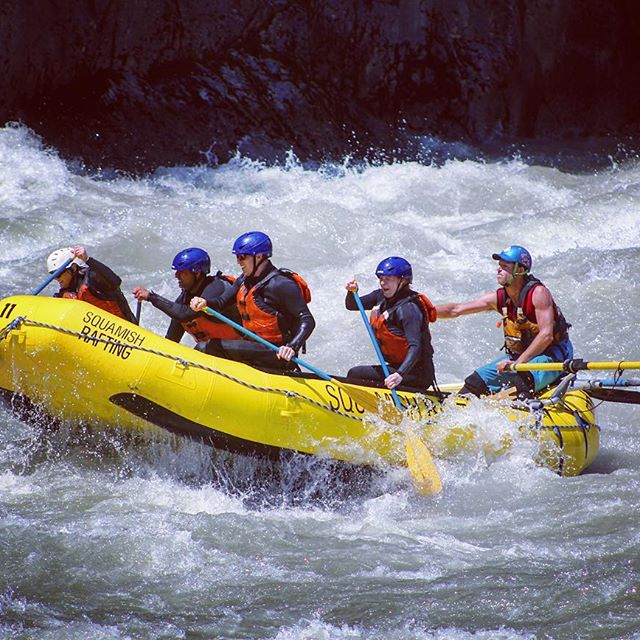 Squamish Rafting (2)
