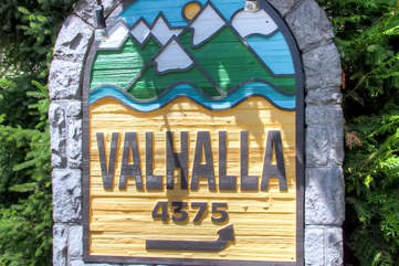 Valhalla 1 Bedroom Unit #47 SIGN
