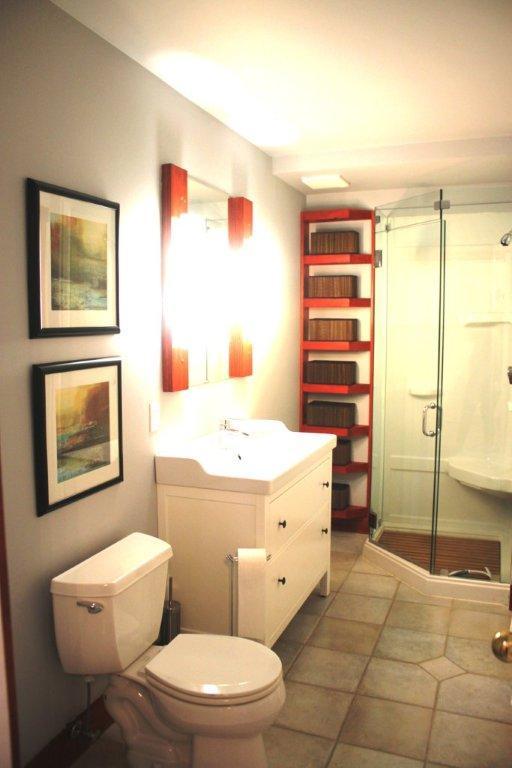 Whistler 5 Bedroom Rental Home Bathroom
