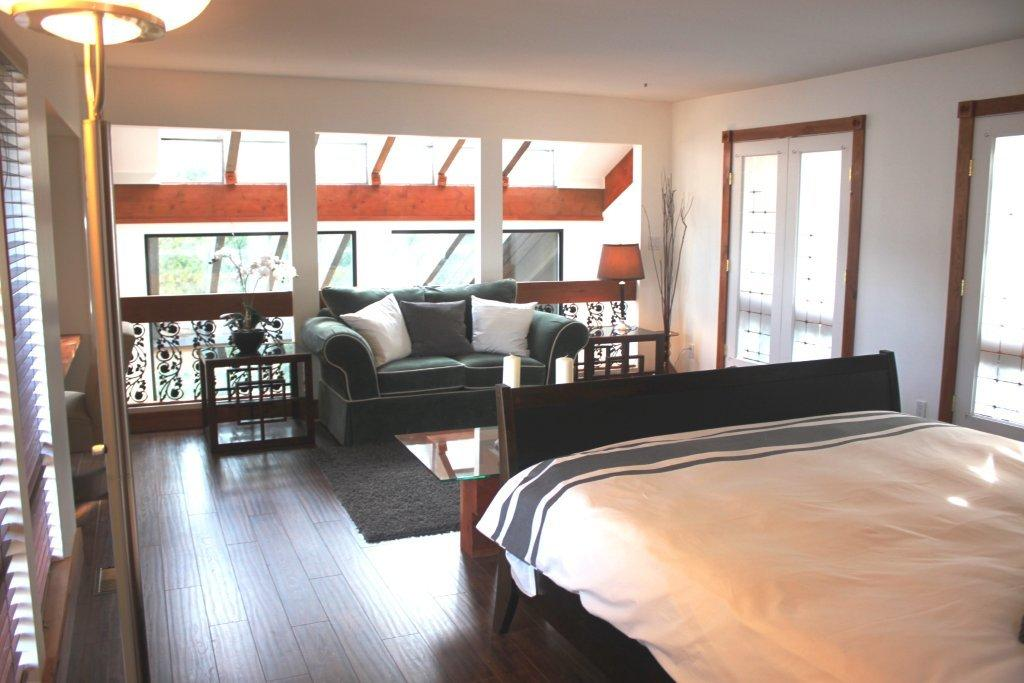 Whistler 5 Bedroom Rental Master