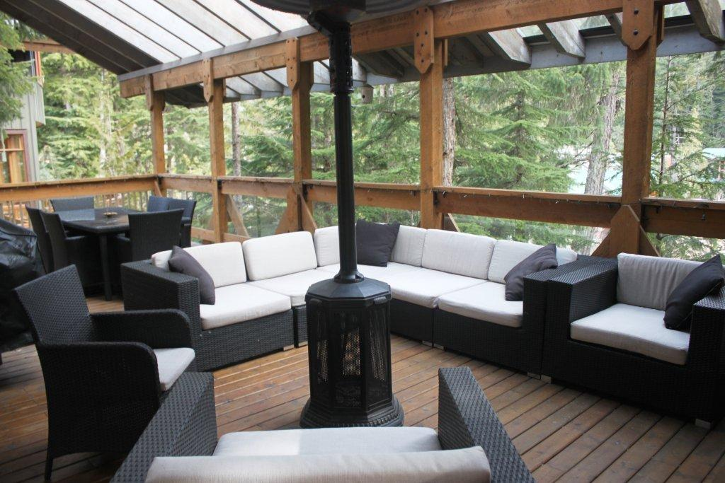 Whistler 5 Bedroom Rental Outdoor