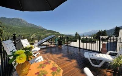 Whistler 5 Bedroom Rental Home