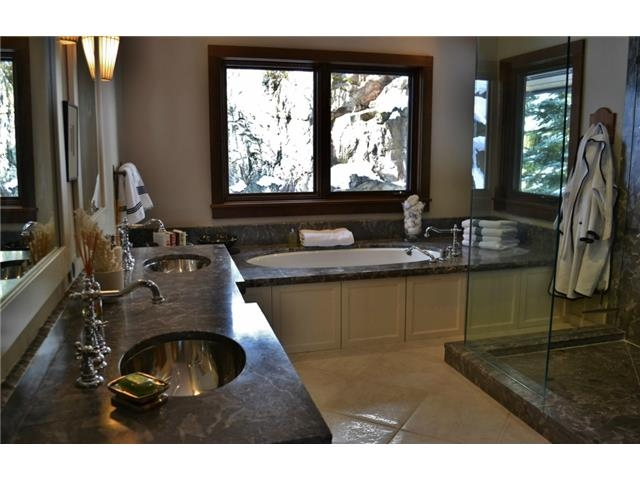Whistler 6 Bedroom Rental Home - Treetop (11)