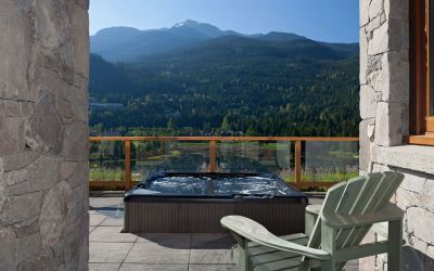Whistler 8 Bedroom Rental Home
