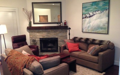 Crystal Ridge Whistler 3 Bedroom + Den