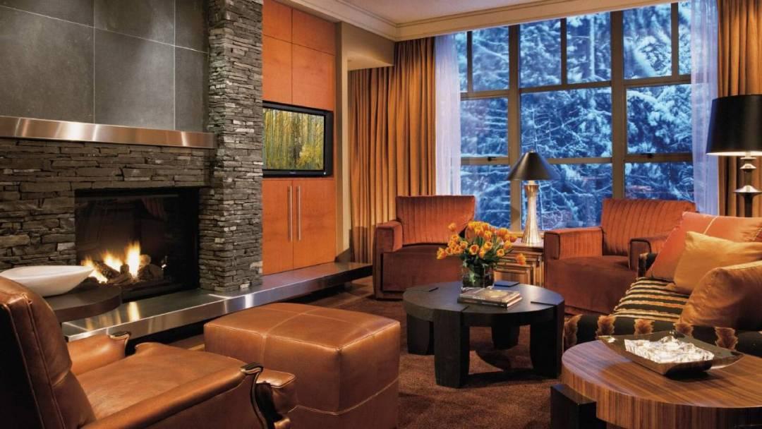 Whistler Four Seasons Resort 3 Bedroom and Den Resort Residence