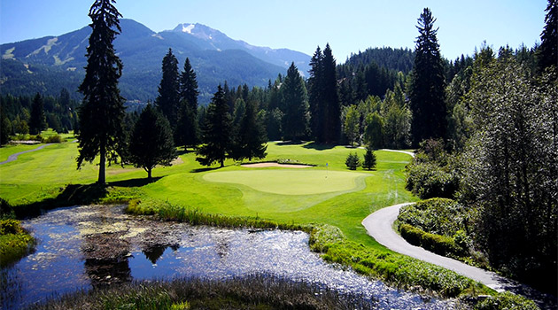 Whistler Golf Course (4)
