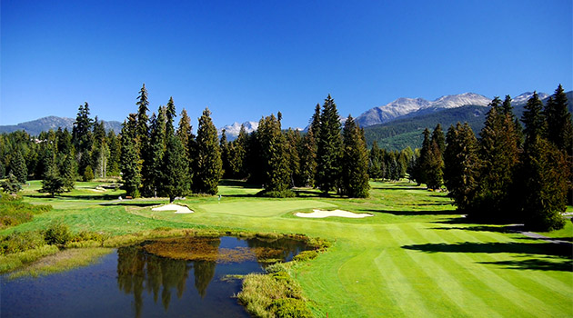 Whistler Golf Course (5)